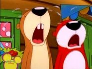 PB&J Otter - Munchy and Peanut, Crying