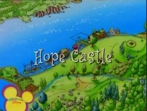 Title Display - Hope Castle