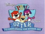 PB&J Otter Die Rasselbande vom Hoohaw-See