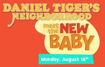 DTN - Meet the New Baby premiere graphic