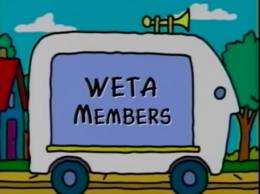 PTV Park Local Funding Bumper - Van (2005 WETA-TV)
