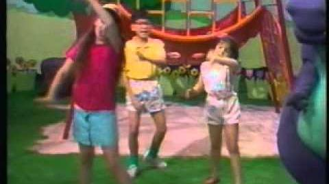 Video - Barney and the Backyard Gang Previews | PBS Kids ...