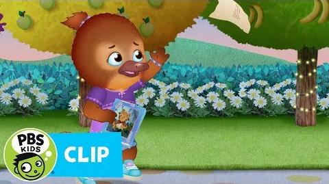 DANIEL TIGER'S NEIGHBORHOOD The Neighborhood Welcomes the Platypus Family PBS KIDS