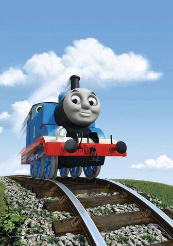 Thomas thunder