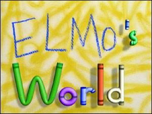 Elmo's World title