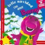 Feliz Navidad con amor Barney