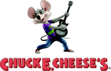 Chuck E. Cheese's 2012 logo