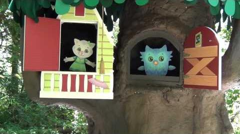 Daniel Tiger's Neighborhood at Idlewild Park