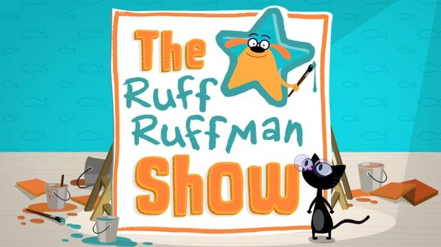 THE RUFF RUFFMAN SHOW Meet Ruff Ruffman PBS KIDS