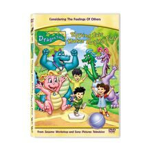 Dragon Tales Playing Fair Makes Playing Fun DVD 1