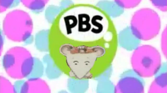 PBS Kids Angelina Ballerina ID (2002)