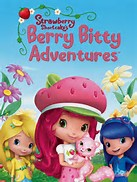 Strawberry Shortcake Berry Bitty City Adventures
