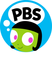 PBS Kids digital art - Dot logo (2013 styled) by LyricOfficial