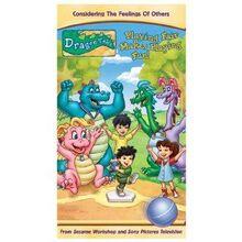 Dragon Tales Playing Fair Makes Playing Fun VHS