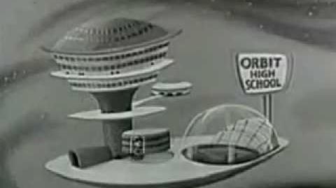 Promo Jetsons ABC-TV (1963)
