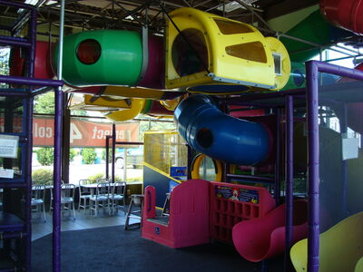 PlayPlace inside