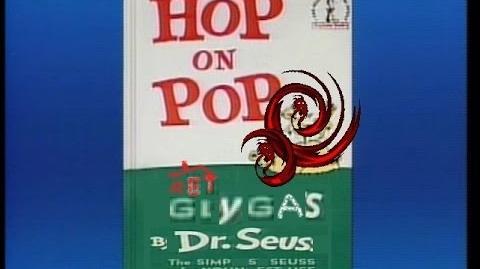 DR SEUSS BEGINNER BOOK VIDEO HOP ON POP
