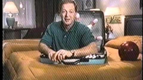 Choice Hotels spot - Bo Burton (1994)