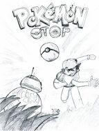 Pokemon Stop