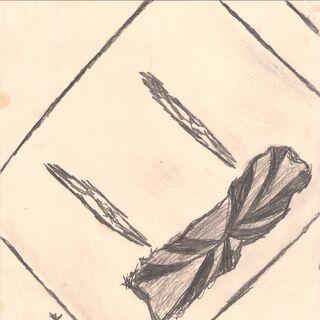Tutorial Bot going crazy. Sketch by Xaq.