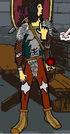 Warrior Xaq
