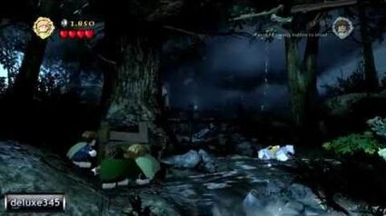 LEGO Lord of the Rings Gameplay (PC HD)