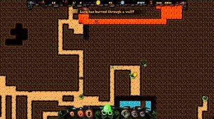 Dwarfs!! Gameplay