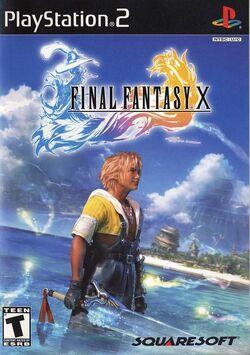 Final Fantasy X FrontBox