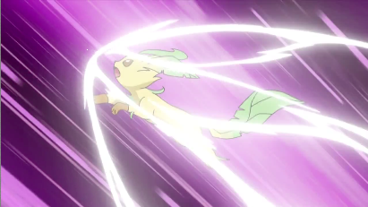 Leafeon Aerial Ace