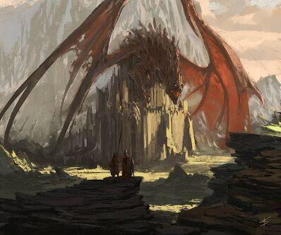 Dragon Visit