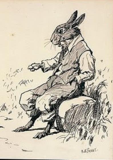 Brer Rabbit | Public Domain Su...