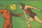 Marga Pantherwoman