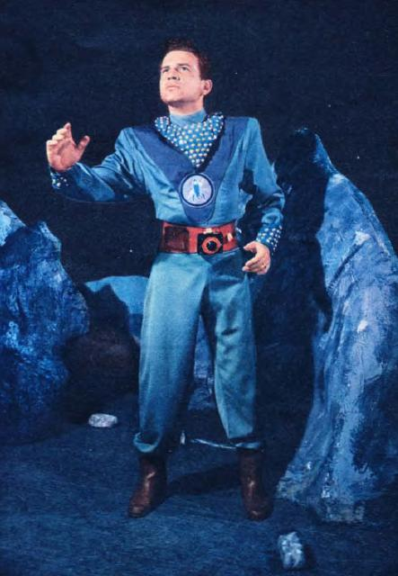 Tom Corbett Space Cadet Public Domain Super Heroes