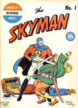Skymancover