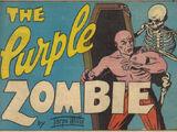 Purple Zombie
