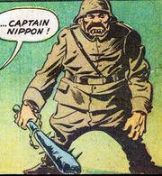 Captain nippon fawcett
