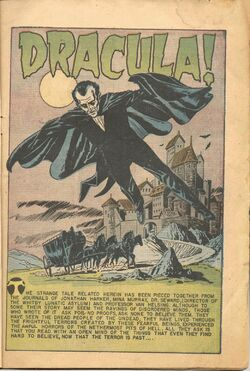 Dracula eerie 12