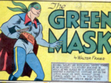 Green Mask (Michael Shelby)
