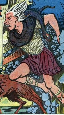 Loki whiz comics