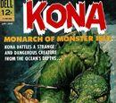 Kona, Monarch of Monster Isle