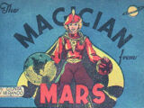 Magician from Mars