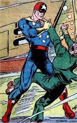 Captain Freedom Public Domain Super Heroes Fandom