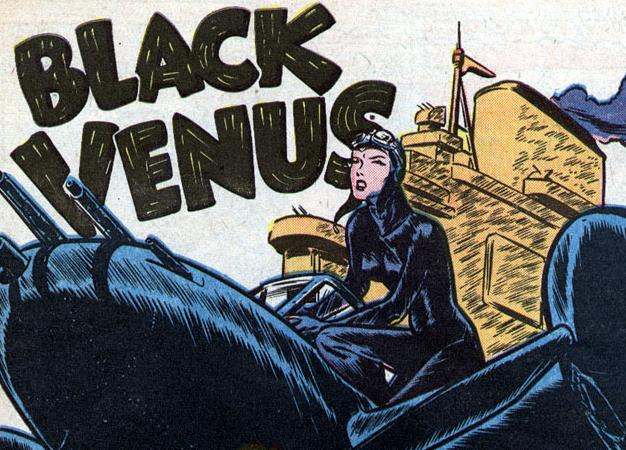 Black Venus | Public Domain Super Heroes | FANDOM Powered ...
