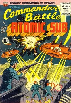 Commander Battle and the Atomic Sub -7