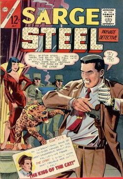 Sarge-steel vs lynx