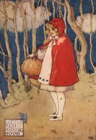 Red Riding Hood Public Domain