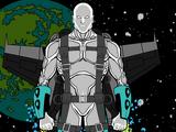 Chrome Cosmonaut