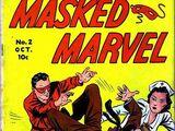 Masked Marvel (Centaur)