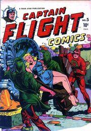 Captain Flight Comics -5