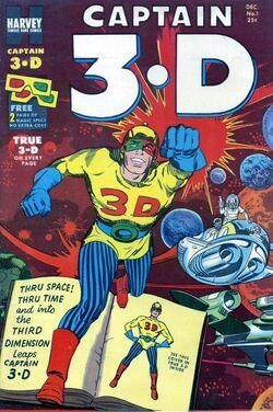 Captain 3D Cover